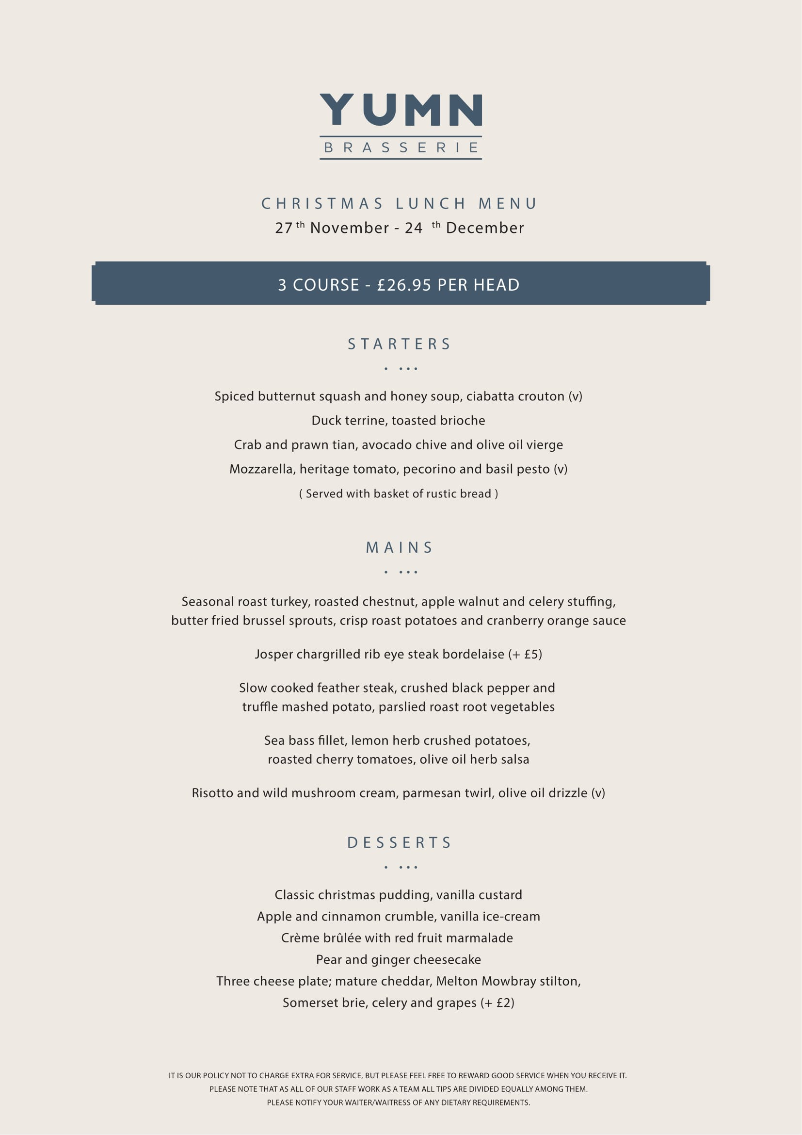 Yumn Brasserie Christmas Lunch Menu-page-001